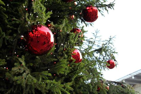 awesome outdoor christmas ornaments balls
