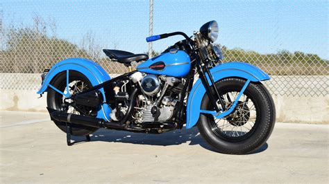 Knucklehead Harley Davidson by 1941 Harley Davidson El Knucklehead F287 Las Vegas
