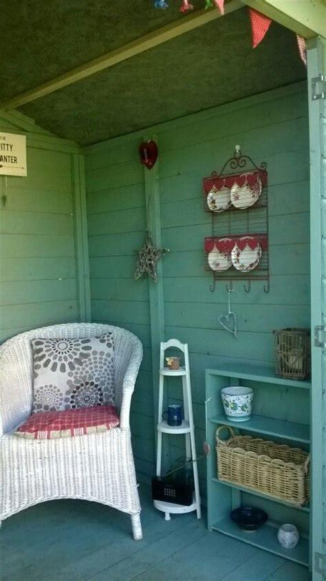 17 best images about shabby chic summerhouse garden room on pinterest backyard retreat hand