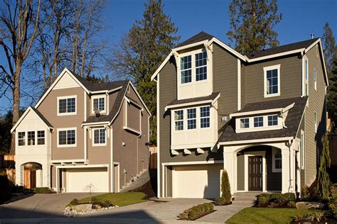 3 story houses bothell wa new homes for sale timber creek the bungalows