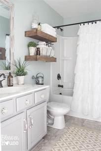 White Bathroom Decor » Home Design 2017