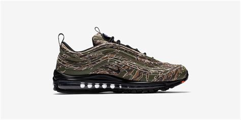 Nike Airmax Usa 7 the nike air max 97 premium usa camo drops on the winter solstice weartesters