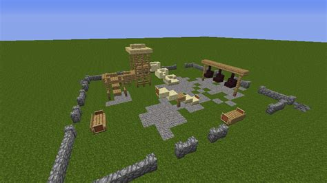 how to build a dog park in your backyard mindcrack number 107 quot village layout submit your own buildings quot mindcrack