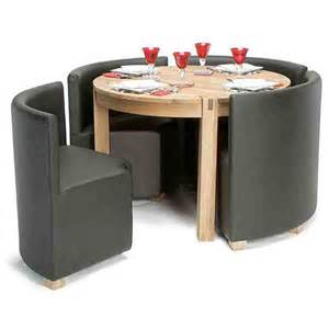 Space saver kitchen table and chairs decor ideasdecor ideas