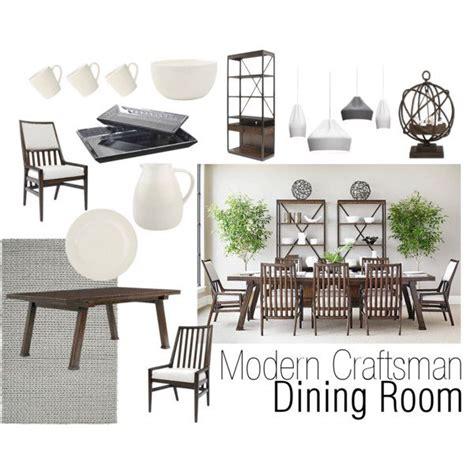 modern craftsman dining room craftsman dining room