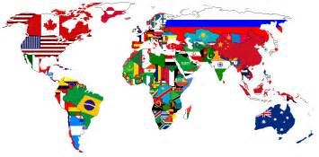 world map with country name and flag islam en mar plata diagnostico de situaci 211 n 2012