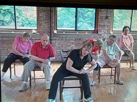Stronger Seniors Chair Exercise Program by Senior Exercise Ideas For Activity Directors