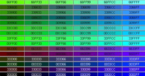 colores html codigos de colores html info taringa