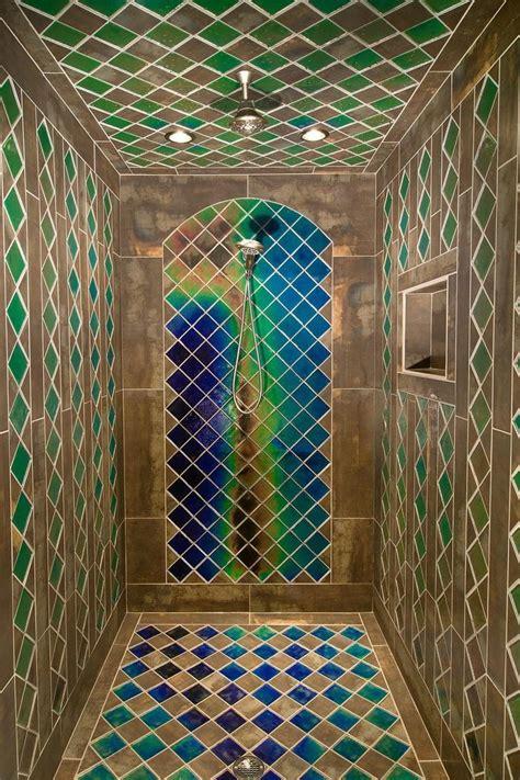 docce mosaico docce da sogno idee per l arredobagno