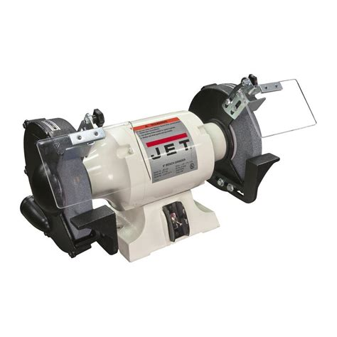 commercial bench grinder wen 120 volt 6 in bench grinder 4276 the home depot