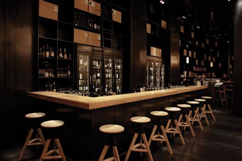 designing a bar zona wine bar and restaurant by heni kiss and pos1t1on budapest hungary 187 retail design blog