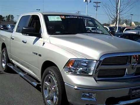 Lake Norman Chrysler Dodge by 2010 Dodge Ram 1500 Big Horn Crew Cab In Nc