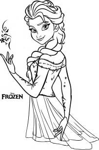 coloring elsa elsa coloring pages coloring coloring pages