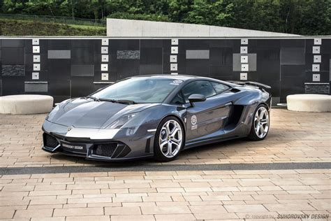 Lamborghini Aventador And Gallardo Tuned Lamborghini Gallardo From Poland Impersonates The