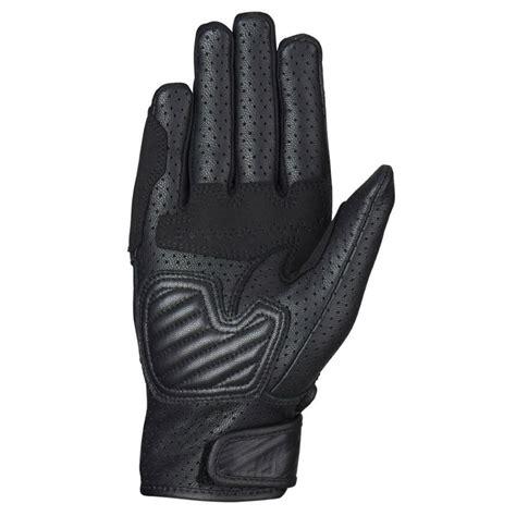 furygan vittorio  deri yazlik motosiklet eldiveni siyah
