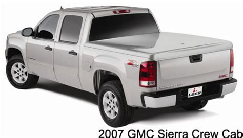 leer bed cover fiberglass tonneau covers 550 series truck gear