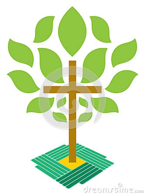 church planting in post christian soil theology and practice books the tree of christianity cross logo stock image