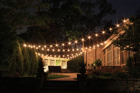 backyard lights portfolio of outdoor lighting in richmond va inaray