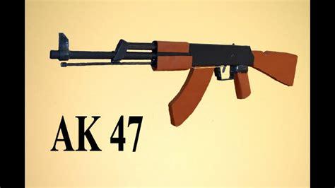 How To Make A Paper Gun Ak 47 - how to make a paper gun ak 47 28 images paper wars