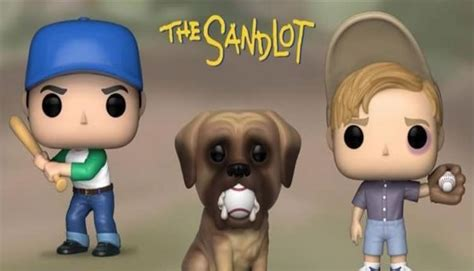 Funko Hat Baseball Cap the sandlot funkos coming in june