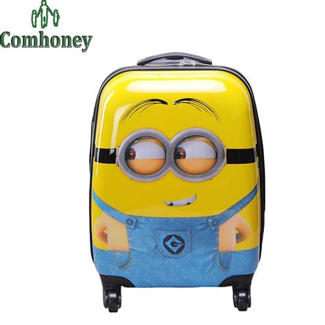 Tas Travel Trolly Bag 3d get cheap 30 spinner suitcase aliexpress