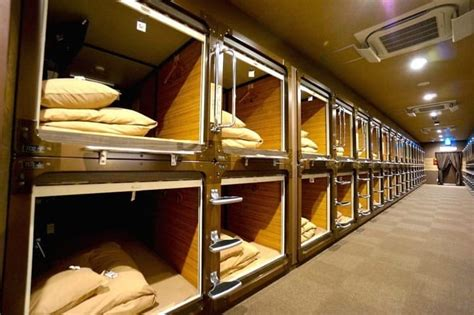 Dining Room Sale by Stay At A Japanese Capsule Hotel For A Low Price Matcha