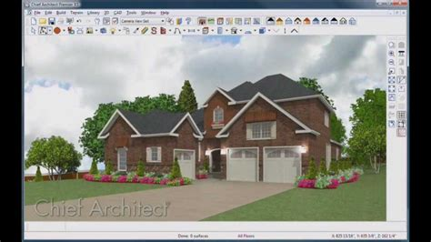 chief architect premier x9 home designer suite 2017