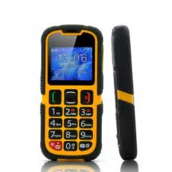 Cell Phones Waterproof Senior Cell Phone