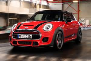 Ac Schnitzer Mini Cooper Ac Schnitzer Mini Cooper Works F56 With 265 Hp Heads