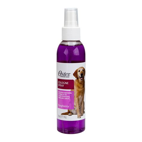 raspberries for dogs oster 174 raspberry cologne for dogs 4oz oster 174 animal care canada