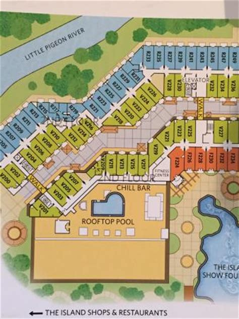 layout it opiniones foto de margaritaville island hotel pigeon forge partial