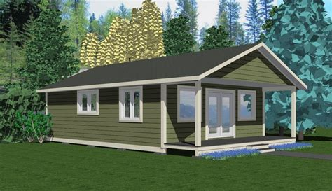 2 bedroom prefab cabin the cabot prefab cabin and cottage plans winton homes