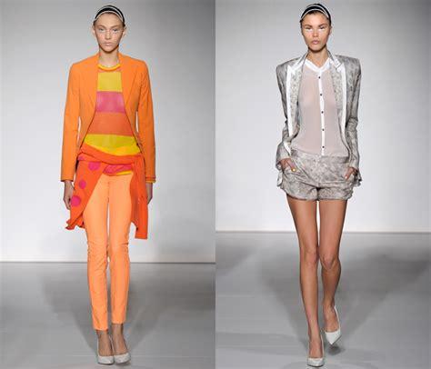 Fashion Week Schmoozes With Ziggy At The Unconditional Show by 2013 Summer Womens Runways Denim Denim