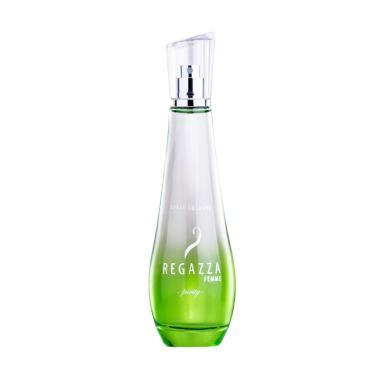 100ml Regazza Spray Cologne jual regazza purity spray cologne green 100 ml