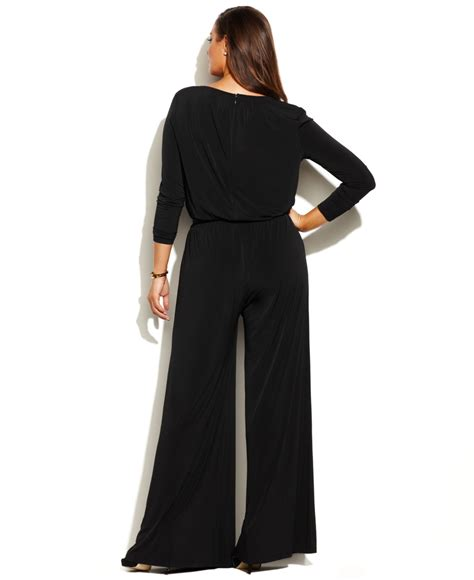 Sleeve Jumpsuit black wide leg jumpsuit with sleeves clothing