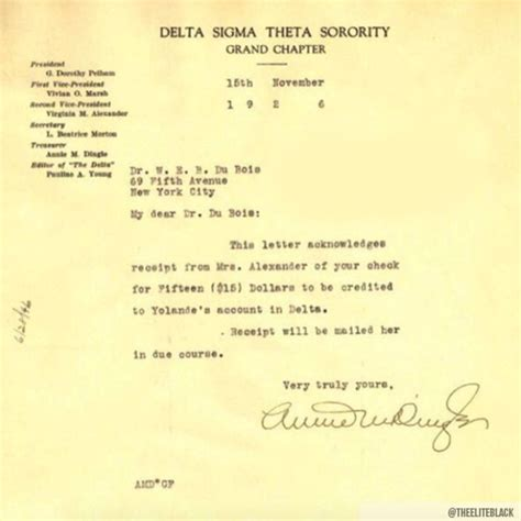 Letter Of Recommendation Delta Sigma Theta 17 best images about greeks on owens