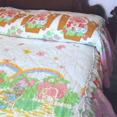 strawberry shortcake bedding 87 best images about strawberry shortcake on pinterest
