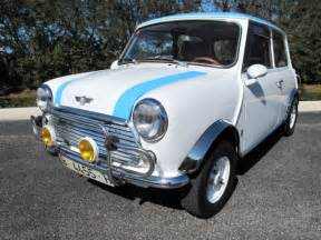Mini Cooper Made In 1972 Mini Cooper 1275 Gt Authi Made In Spain For