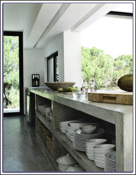 arbeitsplatte aus beton arbeitsplatte aus beton herstellen page beste