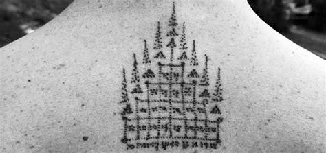 tatuajes tailandeses la magia que protege a ara 241 as y