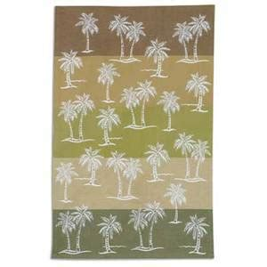 Cotton Tree Towel Animal Pink palm tree color block cotton tea towel r2093