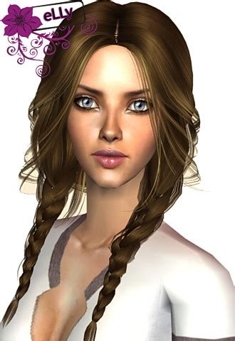 sims 2 hairstyle download are you sniffing my hair liana sims 2 preview