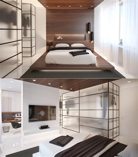 walk in closet doors 20 beautiful exles of bedrooms with attached wardrobes