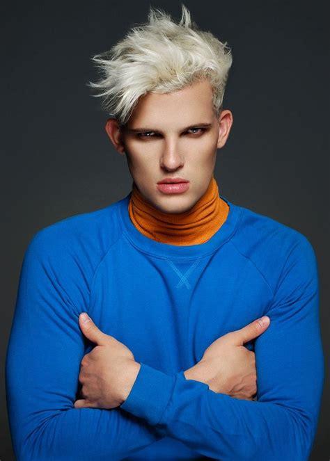 platinum blonde hair guys top bangs 64 best chris hern 225 ndez images on pinterest chris d elia