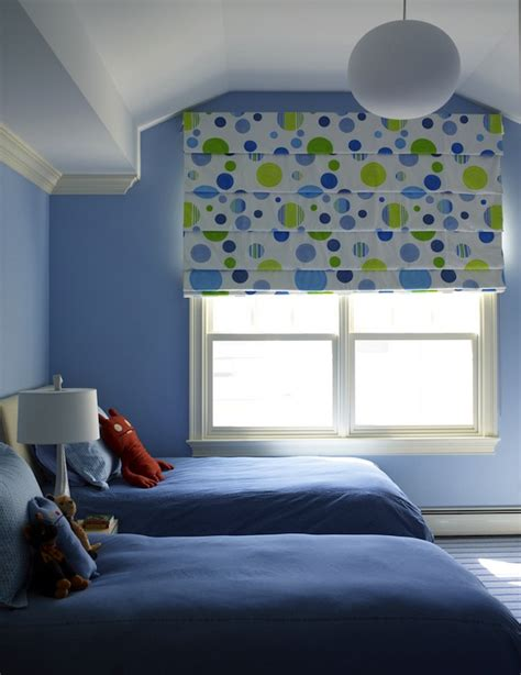 blue and green boys bedroom kids room kids room roman shades with blackout adorable