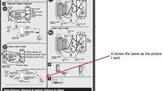 three way dimmer switch schematic with wire lbz duramax