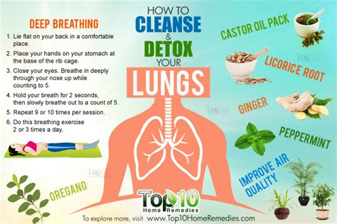 Detox Breathing Techniques by How To Cleanse And Detox Your Lungs