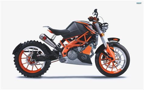 Ktm Duke 125 Features Ktm Duke 125 2011 Motorcycles Catalog With