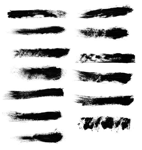 photoshop brushes high quality and grungy photoshop brushes