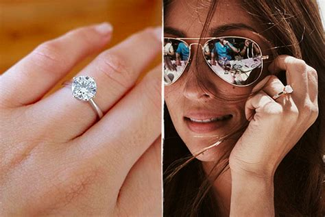 engagement rings of actresses in photos spot ph